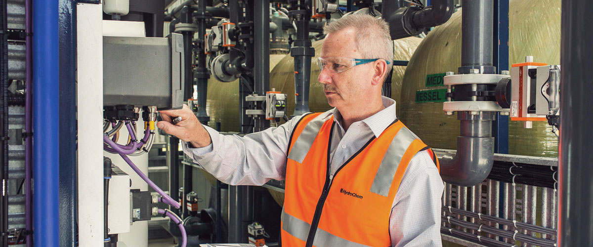 Industrial Wastewater Treatment Services in Australia - HydroChem